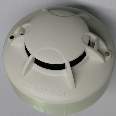 DG321 AC220 and DC 9v Powered Photoelectric Smoke Alarm
