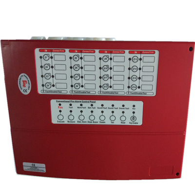 4zone  Fire Alarm Control Panel cp1004 火灾报警控制器面板